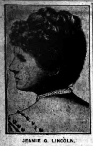 Jeanie Thomas <i>Gould</i> Lincoln