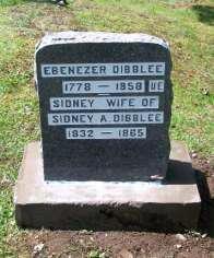 Ebenezer Dibblee