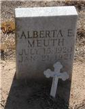 Alberta Meuth