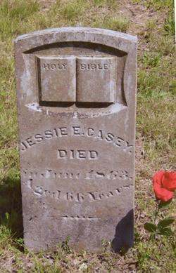 Jesse E. Casey