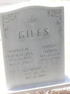 Katherine J Giles