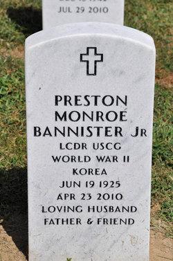 Preston Monroe Bannister, Jr