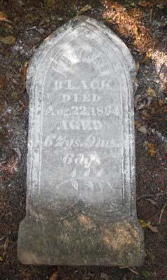 Thomas William Black