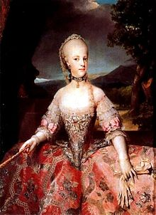 Maria Carolina - Archduchess of Austria