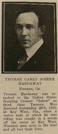 Carey Joseph Hardaway
