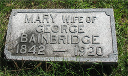 Mary Bainbridge