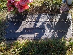 Larry Warren Smoke Arbogast