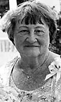 Gwendolyn F. Gwen <i>McDougall</i> Roberts
