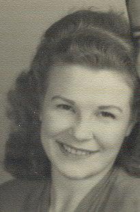 Dagny Evelyn Evie <i>Hansen</i> Gray