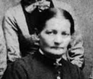 Matilda Lillie <i>Bostrom</i> Smedberg