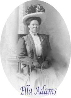 Ella S. <i>Adams</i> Goodrich