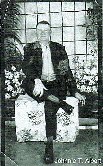 John Thomas Albert