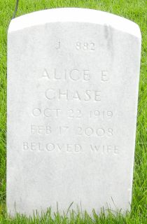 Alice Evelyn <i>Huber</i> Chase