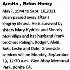 Brian Henry Austin