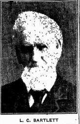 Leon C Bartlett