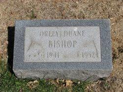 Orley Duane Bishop