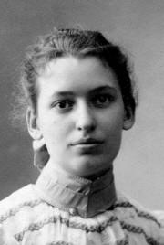 Gertrude Leland <i>Burr</i> O'Neil