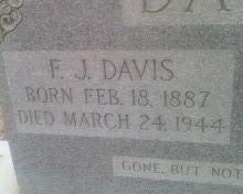 Fulton Joshua Davis