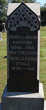 Theresa K. <i>McCue</i> O'Toole
