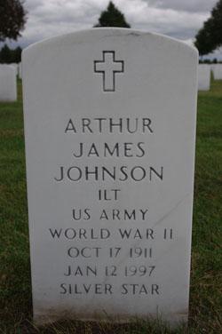 Arthur James Johnson