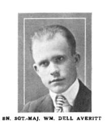 Sgt William D Averitt