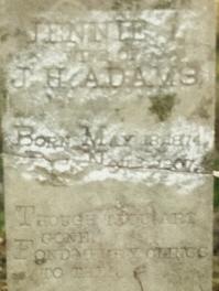Geneva L. Jennie <i>Casey</i> Adams