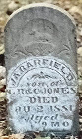 J.A. Garfield Jones