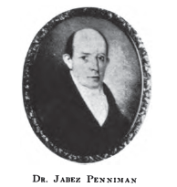 Jabez Penniman
