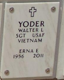 Erna E Ernie <i>Duncan</i> Yoder