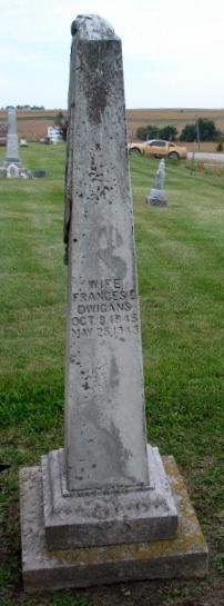 Frances Emeline <i>Eliot</i> Dwigans Folsom