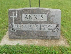 Donald G. Bud Annis