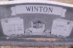 Elbert J. Winton