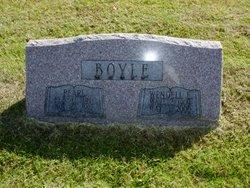 Wendell E Boyle