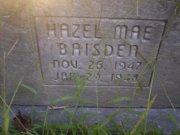 Hazel Mae Baisden