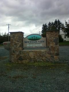 Moutainview Baptist Church Cemetey