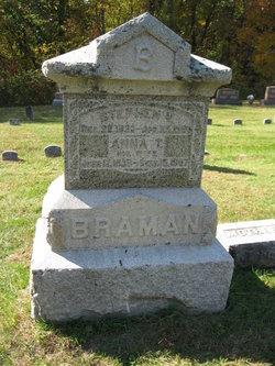 Anna T. <i>Hawes</i> Braman