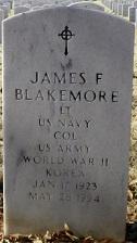 Col James Franklin Blakemore, Jr