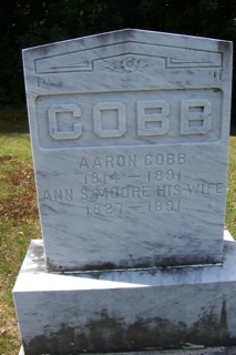 Ann S <i>Moore</i> Cobb