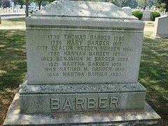 Mary <i>Barney</i> Barber