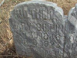 Mary Edna <i>Edwards</i> Gilpin