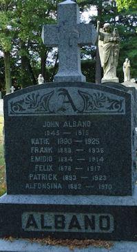 Alfonsina <i>Liquori</i> Albano