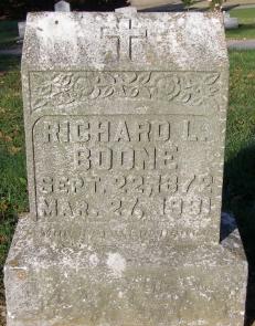 Richard Lee Boone