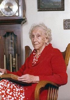 Liza Ida <i>Evans</i> Burden