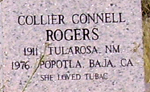Collier <i>Connell</i> Rogers