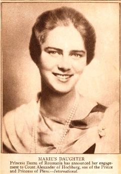 Sr Alexandra Ileana <i>von Hohenzollern-Sigmaringen</i> Issarescu