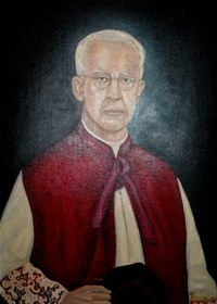Rev Peter Edward Blessing