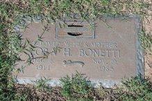 Lora Ione <i>Holladay</i> Bonetti