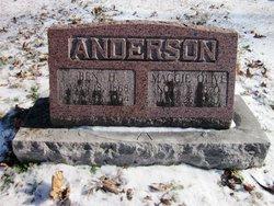 Olive Magdalene Maggie <i>Beery</i> Anderson