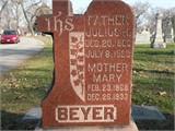 Mary <i>Manly</i> Beyer
