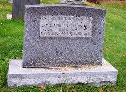 Maude Lillian <i>Thurston</i> Benjamin
